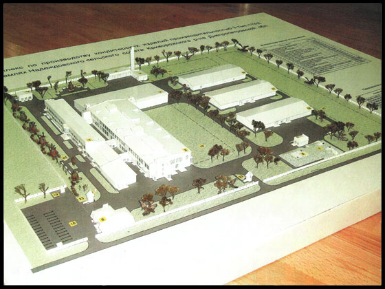 Трьохвимірна модель  магазину «Дитячий Світ», м.Кіровоград