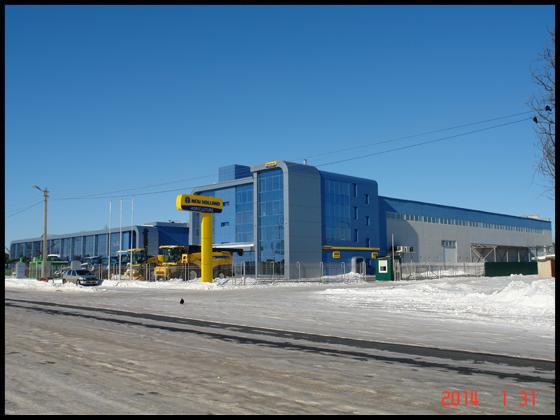 """Реконструкція комплексу будівель під виробничу базу по вул.Мурманській, 29 """"м"""" у м.Кіровограді"""