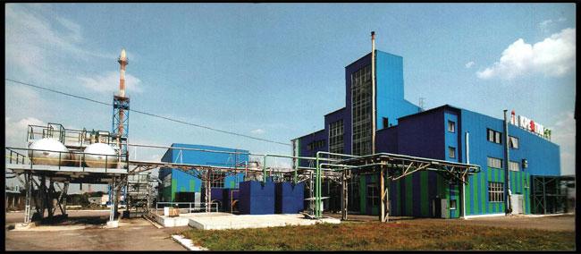 Комплекс для розширення виробництва рафінованих масел, жирів та маргаринів на їх основі потужністю 100 т/добу на пр.Промисловому, 14, м.Кіровоград