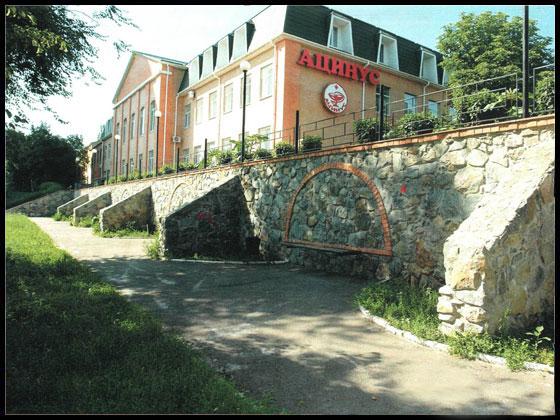 Лікувально-діагностичний центр «АЦИНУС» («Лікарня Святого Луки») по вул. Велика Перспективна, 65 у м. Кіровограді