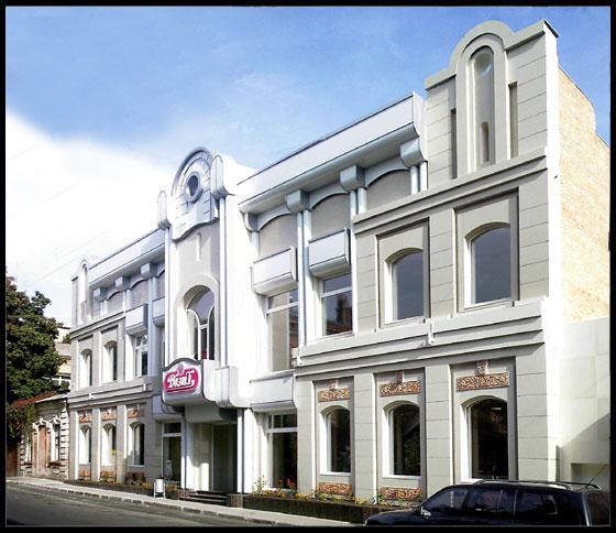 Магазин по вул.Луначарського у м.Кіровограді