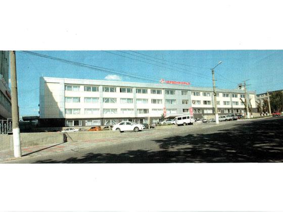 Реконструкція адміністративно-побутового корпусу ПАТ «Червона Зірка»